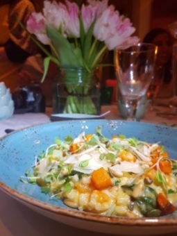 Hitchens Kitchens DoinDubai Butternut squash risotto