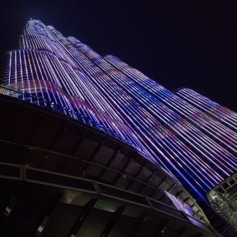 Image ofIt's a Foodie World Dubai DoinDubai Armani Hashi Burj Khalifa