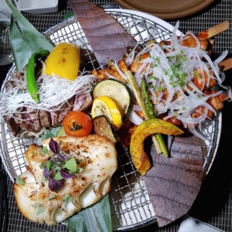 Image ofIt's a Foodie World Dubai DoinDubai Armani Hashi Main Courses