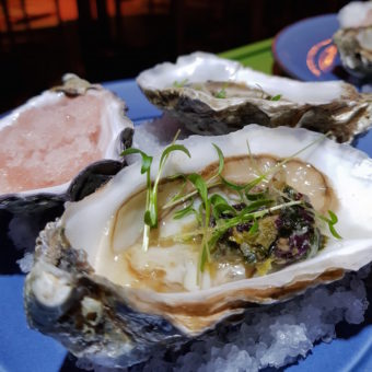 Image ofIt's a Foodie World Dubai DoinDubai Pierre's Bistro Oysters