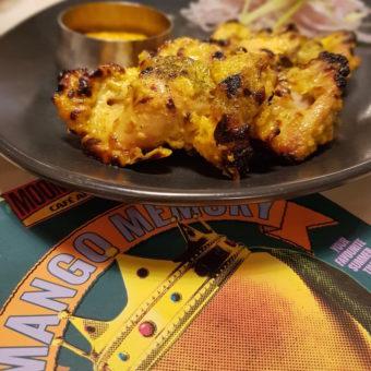 Image ofRamadan in Dubai Moombai and Co Mango Menu Chicken Tikka