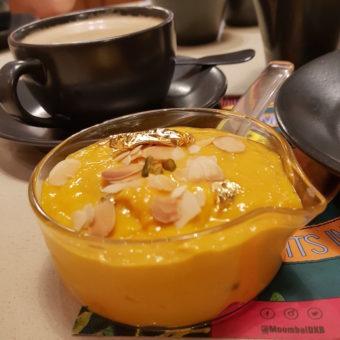 Image ofRamadan in Dubai Moombai and Co Mango pudding