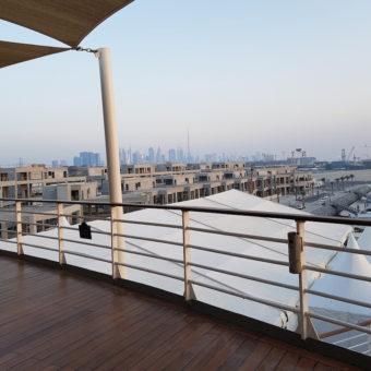 Image ofRamdan in Dubai Doindubai QE2 On deck