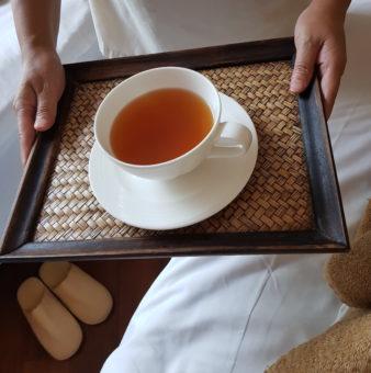 Image ofOBEROI DUBAI FACIAL DoinDubai tea to wake up