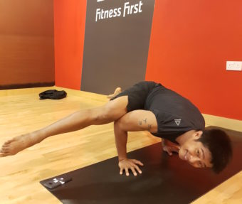 Yoga in Dubai DoinDubai Fitness First Rio