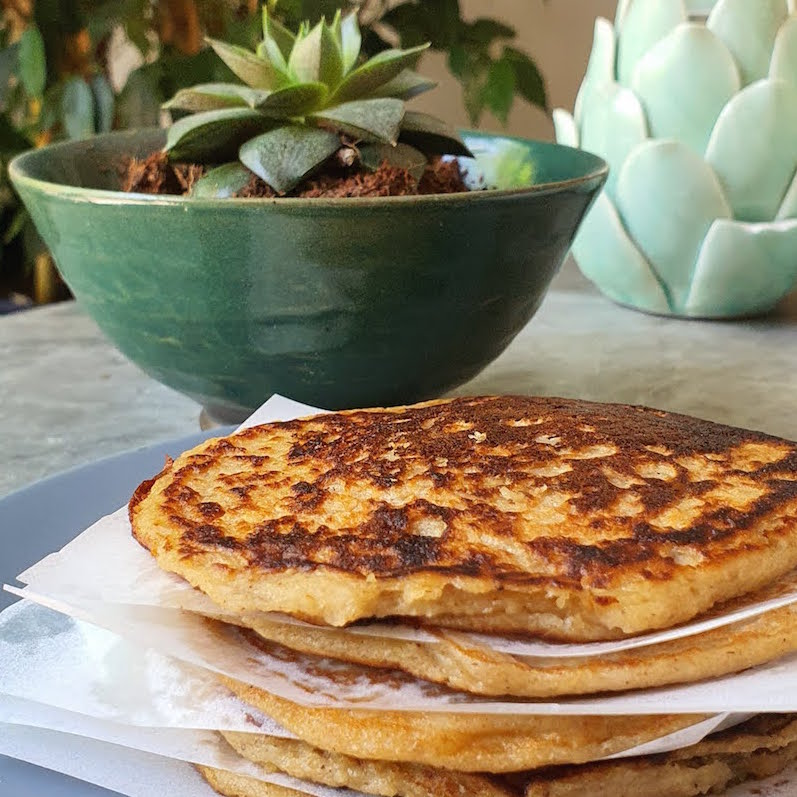 3 ingredient pancakes doindubai