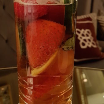 Image of Langham London mocktail