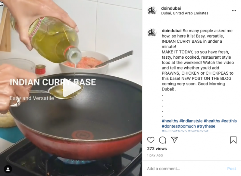 Indian Curry Base Instagram how to make it