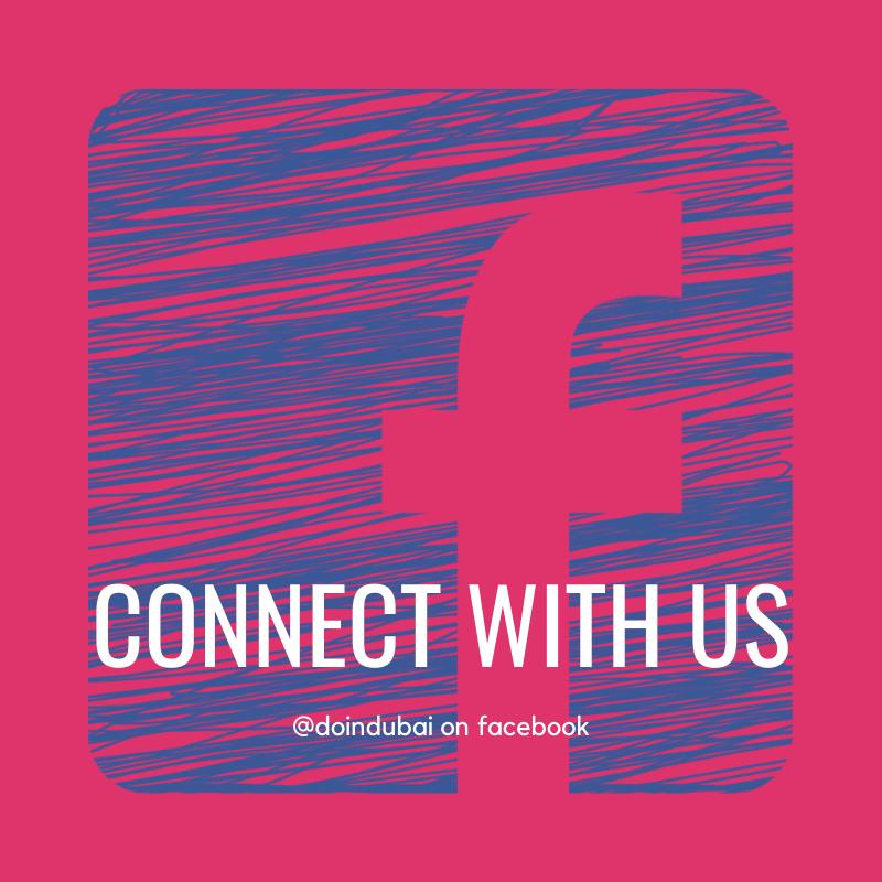 facebook graphic doindubai modern