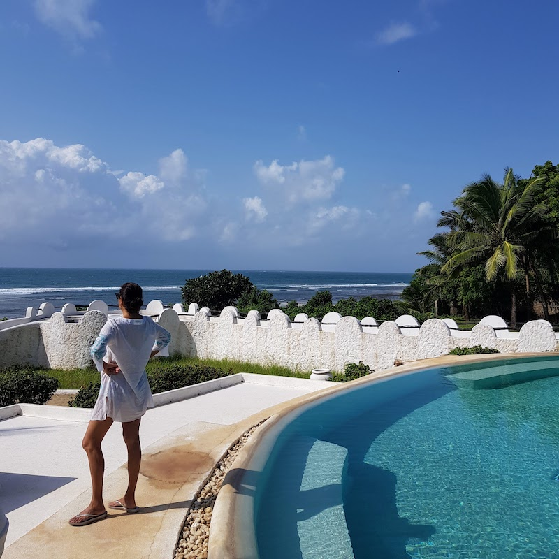 Image of Sea view from Infinity pool