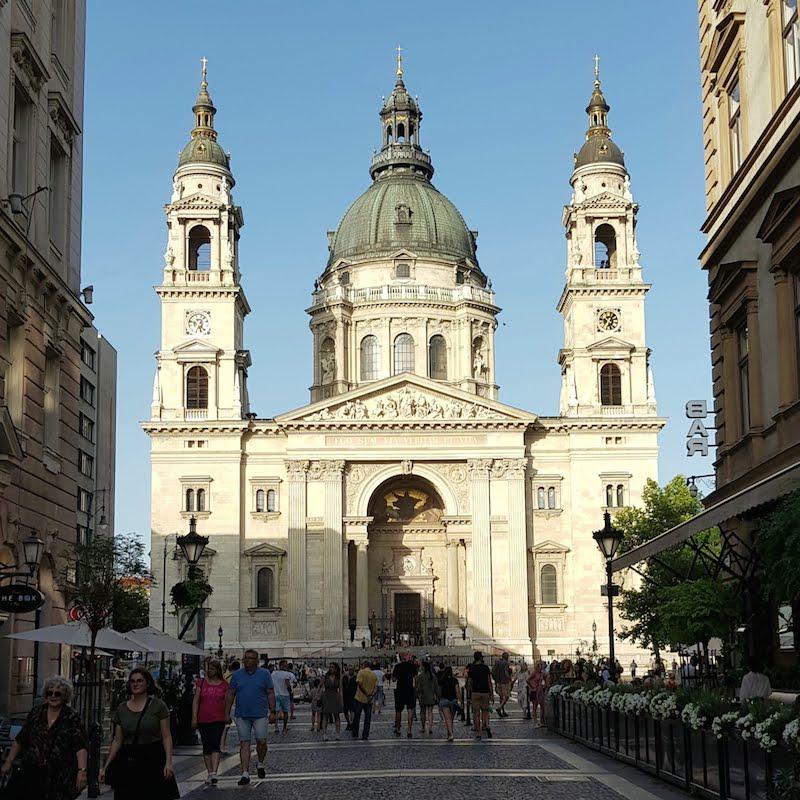 Image of St Stephens Basilica Budapest
