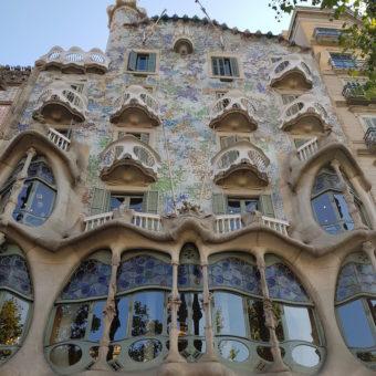 The One Barcelona DoinDubai Gaudi House