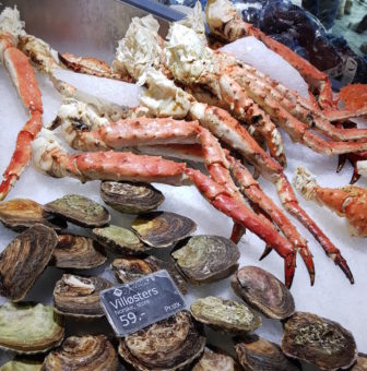 Image ofExploring Norway Fish Market Bergen DoinDubai