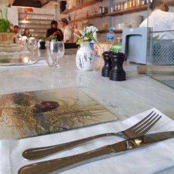 Image of Al Fresco Dubai Cabin Kitchen