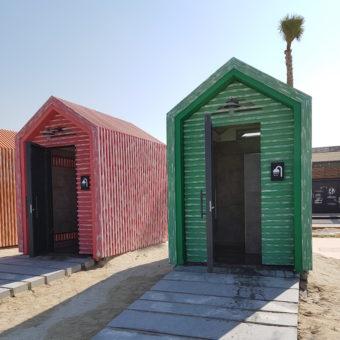 Image ofLa Mer Dubai DoinDubai Shower Huts