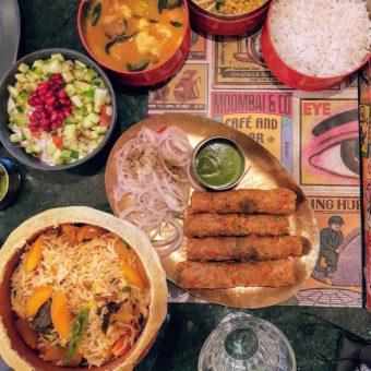 Image ofRetro Dubai Dining DoinDubai Moombai and Co