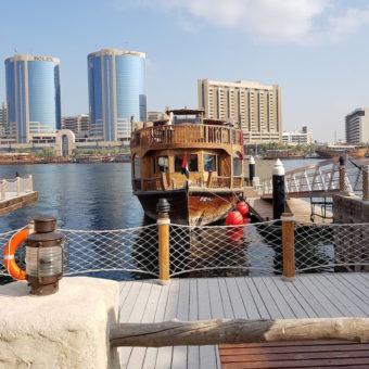 Image ofAl Seef Dubai DoinDubai Rolex Towers