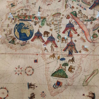 Image ofLouvre Abu Dhbai DoinDubai map
