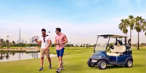 DoinDubai Money Saving Deals Monica Kapila Golfcation with Meydan hotels Dubai