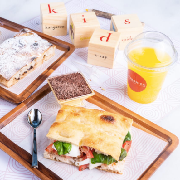 money saving deals DoinDubai Monica Kapila La Fabrica Kids Meal