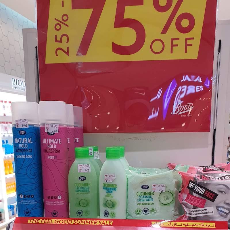 Money Saving Deals DoinDubai Monica Kapila Boots Summer Sale