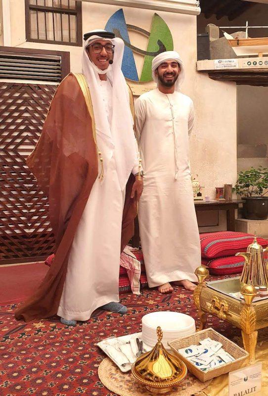 Heritage Express Dubai DoinDubai Moinca Kapila Friendly Emirati Ambassador Guides