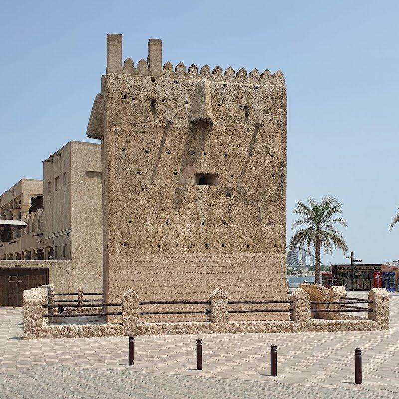 Heritage Express Dubai DoinDubai Moinca Kapila face shaped building