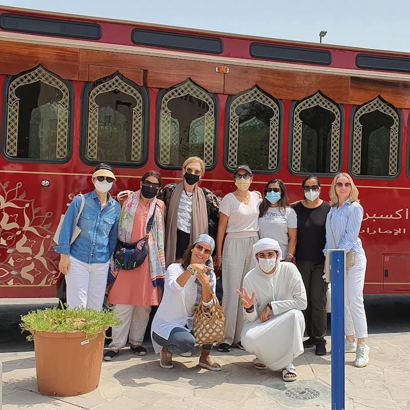 Heritage Express Dubai DoinDubai Monica Kapila