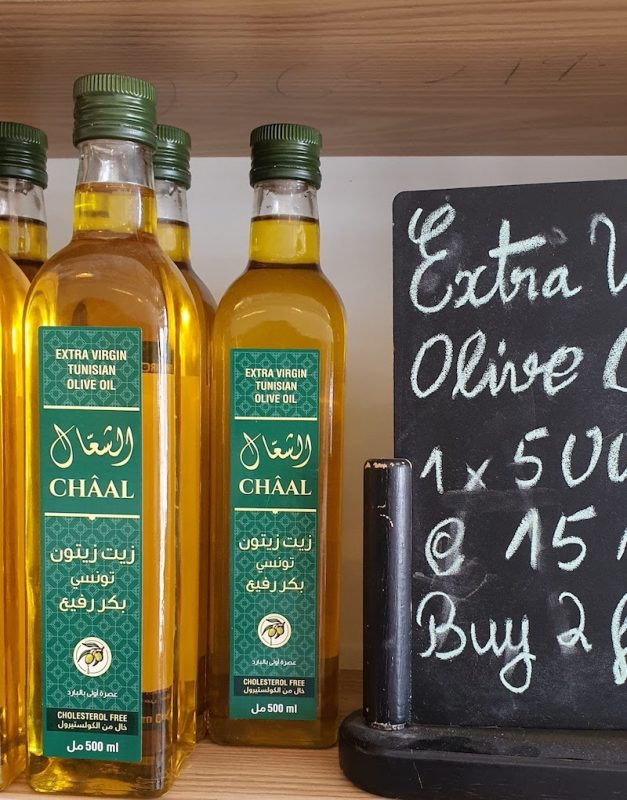 La Parisienne Cafe DoinDubai Tunisian Olive Oil